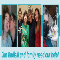 Jim Rudisill Donation